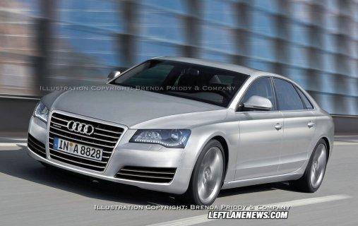 2010 Audi A8 - Luxury Cars