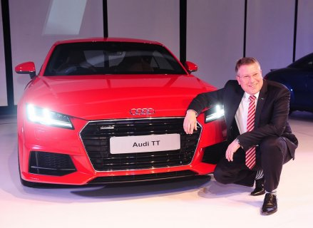2015 Audi TT launched in India