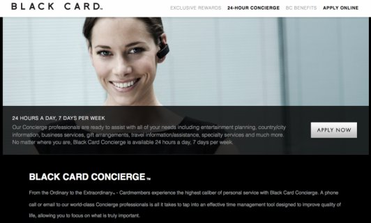 24 hour concierge service