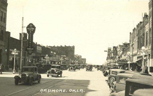Ardmore, Oklahoma By Sneha