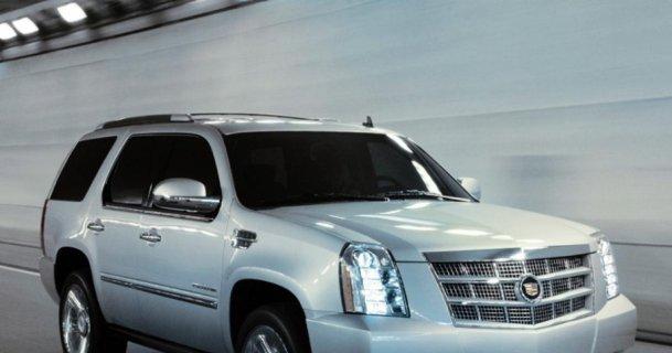 Best Full Size Luxury SUV