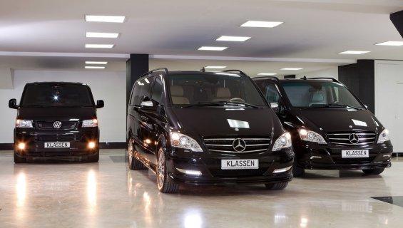 Klassen Business Luxury Vans