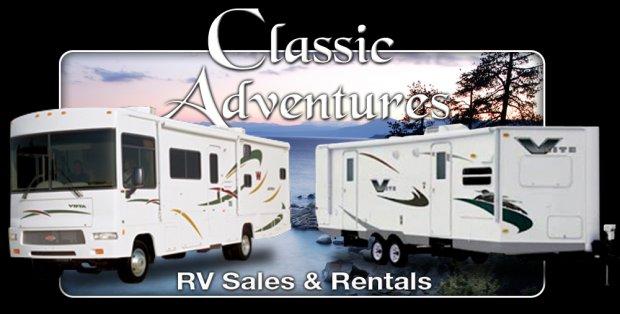 Classic Adventures RV Rental