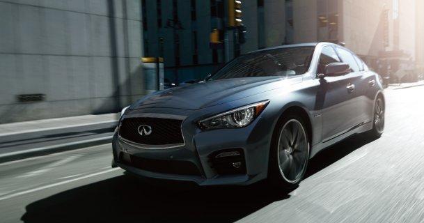 Infiniti USA | Luxury Sedans