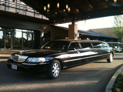 Lincoln Icon Town Car Stretch