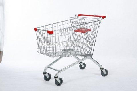 Luxury shopping cart