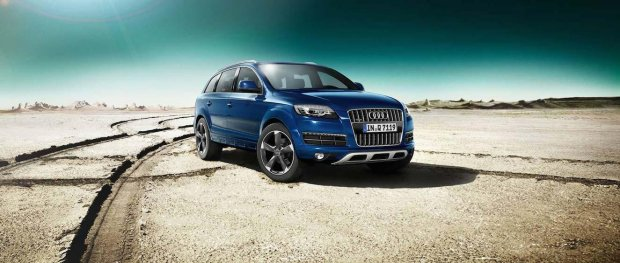 Audi Q7 Humberview Luxury
