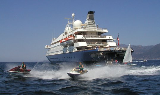 Luxury Yacht Vacation, Small