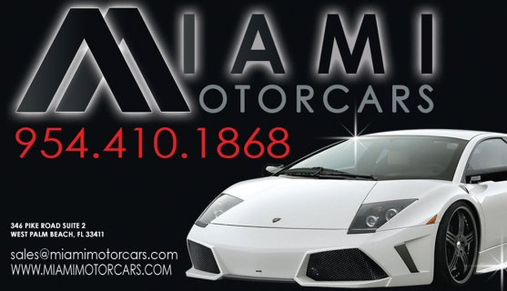 Miami Motorcar - West Palm