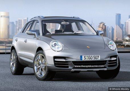 Porsche Small SUV