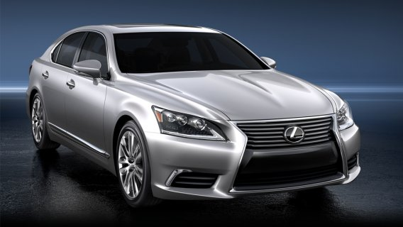 Lexus turned the luxury car
