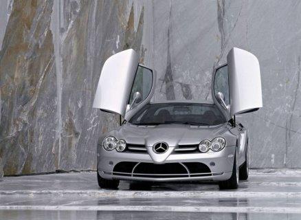 20. Mercedes-Benz SLR McLaren