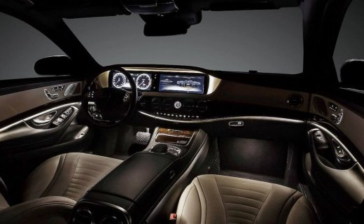 Mercedes-Benz S-Klasse (W )