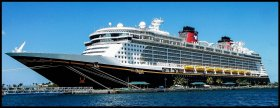 5. Disney Dream