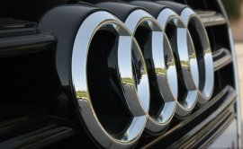 Audi at the top the list for luxury car brands