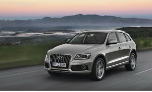 Audi's Q5 quattro hybrid SUV uses an eight-speed automatic transmission, not a CVT.