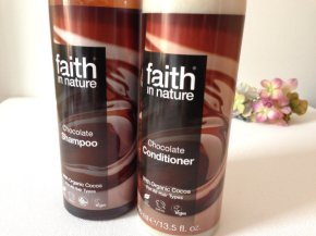 chocolate shampoo