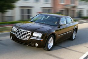 Chrysler's powerful and classy 300C was a benchmark in the American large car segment in its time, and remains a best buy in the used car market