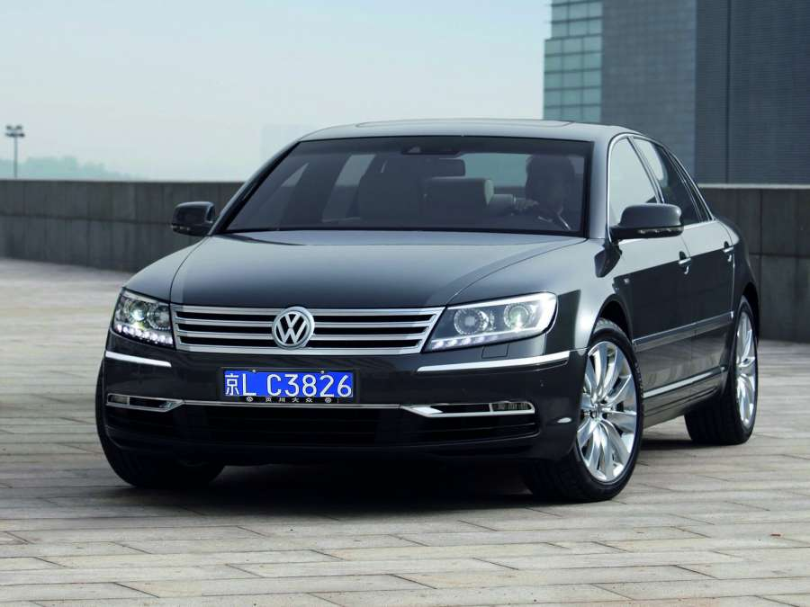 vw luxury cars luxury brands