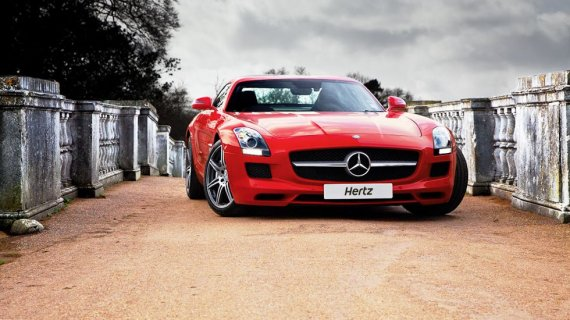 Hertz Exotic Car Rental: Hertz Luxury Cars For Rental :: Luxury Brands