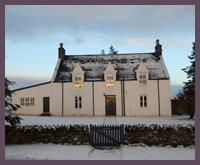 Luxury Self Catering Holiday Cottage Scotland