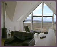 Luxury self catering with sea views