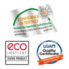 Natural Latex Topper Certifications