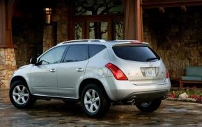 Nissan's curvy, stylish Murano was one of the first to bear the