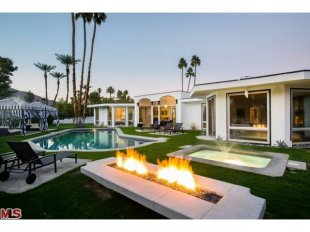 Palm springs mid century luxury homes for sale