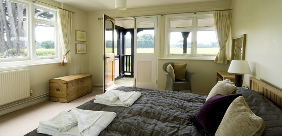 Isle of Wight luxury Self catering accommodation