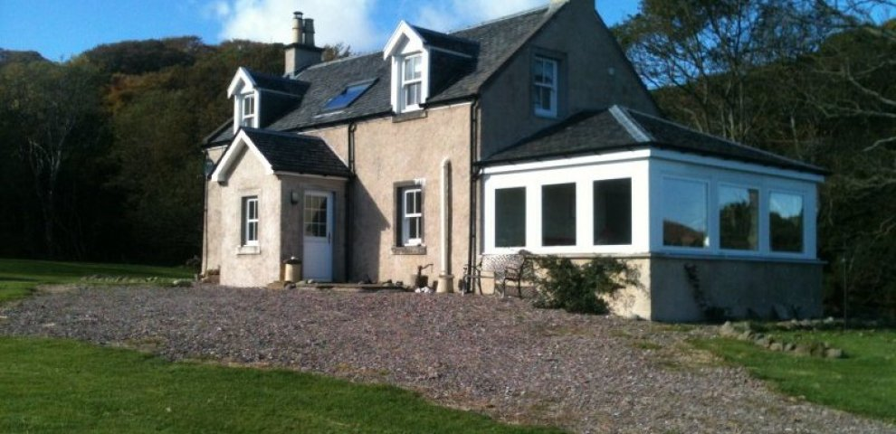 Luxury Self catering Mull of Kintyre