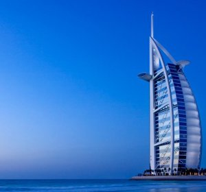 6 star luxury Hotels Dubai
