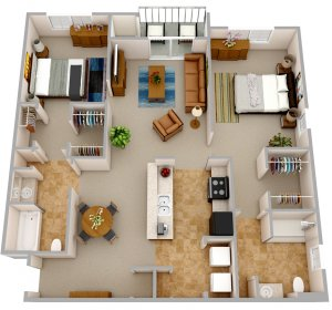 Apartments :: Luxury Brands