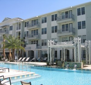 Aqua Luxury Apartments Orlando