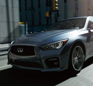 Are Infiniti luxury cars