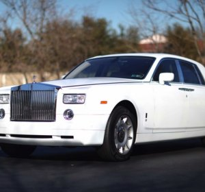 Arlington VA luxury car rental