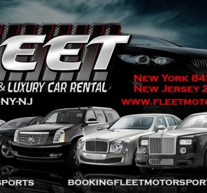 Fleet luxury car Rentals