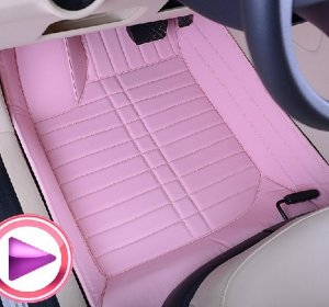 Ford Mondeo luxury car mats