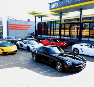 Fort worth luxury car rental