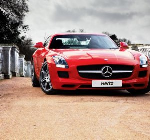 Hertz luxury cars for rental