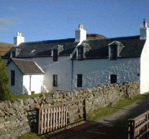 Isle of Mull luxury Self catering cottages