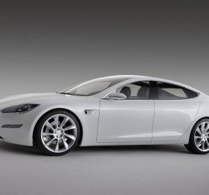 Luxury Electric cars