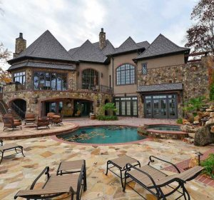 Luxury N Carolina lakefront Property
