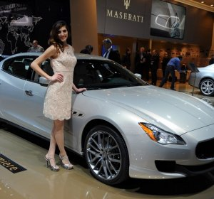 Most luxury cars in India