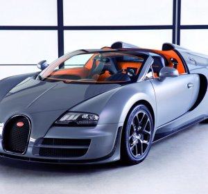 Ten Best luxury cars 2012