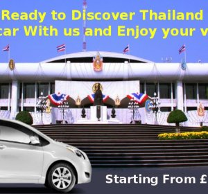 Thailand luxury car rental