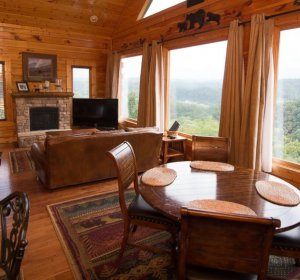Timber Tops luxury Cabin Rentals