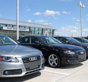 Used luxury cars for sales in Houston