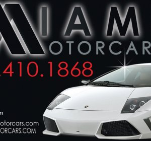 Used luxury cars in Florida