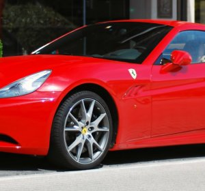 West Palm luxury car rental